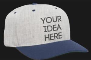 Gorras personalizadas, una de las principales tendencias de este verano