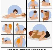 mejores posturas lesbicas