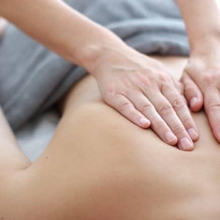 Terapias masajes