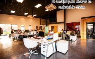 8 consejos para ahorrar en material de oficina